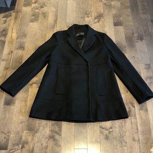 Proenza Schouler Wool peacoat dress jacket